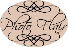 Photo Flair logo