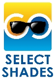 Select Shades logo