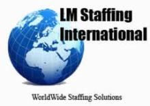 Logo LM Staffing International