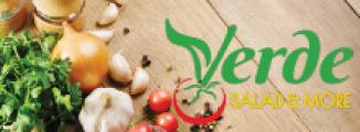 Verde Salad & More, Inc.
