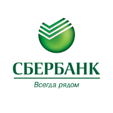 Лого компании Сбербанк России