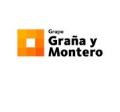 logotipo de la empresa Graña y Montero