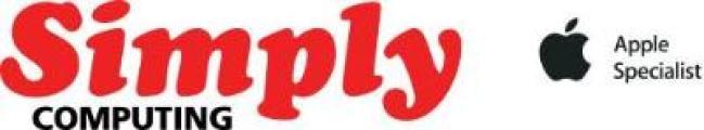 Simply Computing Apple Reseller logo