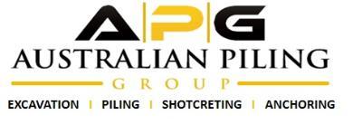 Australian Piling Group logo
