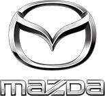 Logo van Mazda
