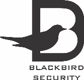 Logo Blackbird Security Inc