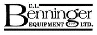C.L. Benninger Equipment (1995) LTD - go to company page