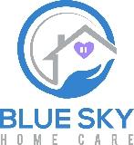 Blue Sky Home Care / Blue Sky Professional Services logo
