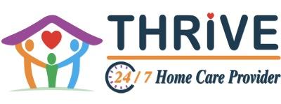 Thrive Home Care logo