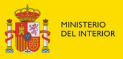 logotipo de la empresa MINISTERIO DEL INTERIOR