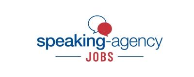 Logo SPEAKING AGENCY