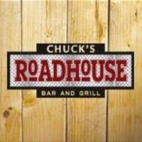 Chucks Roadhouse Bar and Grill logo