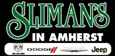 Sliman's Dodge Jeep Chrysler RAM logo