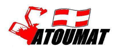 Logo CP DISTRIBUTION/ATOUMAT