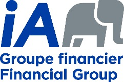Logo iA Groupe financier