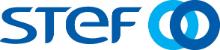 logotipo de la empresa STEF