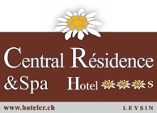 Logo Hotel Central Résidence