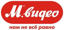 Лого компании М. Видео