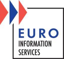 Logo EURO INFORMATION SERVICES