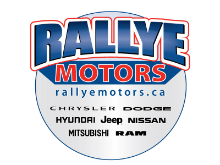 Logo Rallye Motors Auto Group