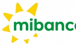 logotipo de la empresa MiBanco