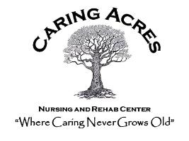 Caring Acres Nursing & Rehab logo