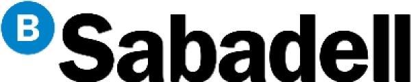 logotipo de la empresa Banco Sabadell