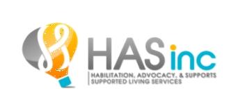 H.A.S., Inc. logo