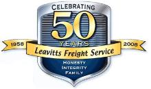 Leavitt's Freight Service