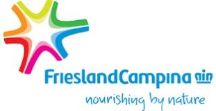 Logo van FrieslandCampina