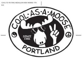 Cool As A Moose logo