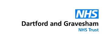 Dartford and Gravesham NHS Trust logo