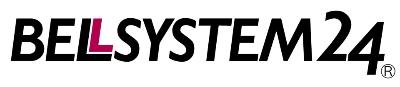 株式会社ベルシステム24のロゴ