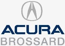Logo Acura Brossard