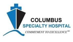 Official Response From Columbus Specialty Hospital