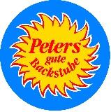 Peter's gute Backstube GmbH & Co. KG-Logo