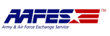 Army and Air Force Exchange Service (AAFES) logo