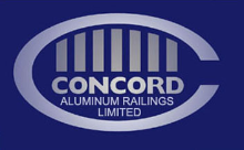 Concord Aluminum Railings