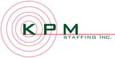Logo KPM Staffing Inc.