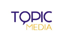 Logo van Topic media agency