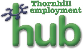 Thornhill Employment Hub logo