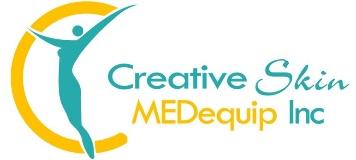 Creative Skin Medequip Inc logo