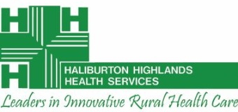 Logo HALIBURTON HIGHLANDS HEALTH SERVICES