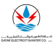 Qatar Electricity and Water Company logo
