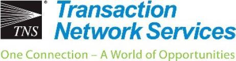 Transaction Network Services logo