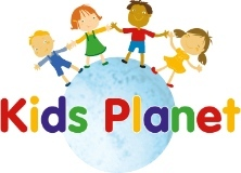 Kids Planet Day Nursery logo
