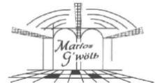 Restaurant Marios Gwölb-Logo