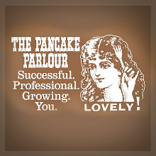 The Pancake Parlour logo