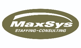 Logo MaxSys Staffing & Consulting