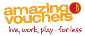 Amazing Vouchers logo